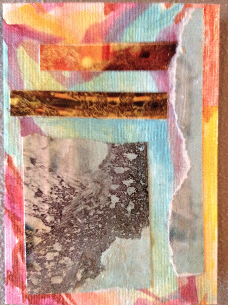 ATC - Artist Trading Card Class Tues Aug 7th